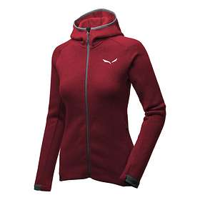 Salewa Puez Herringbone Hoody Jacket Full Zip (Dam)
