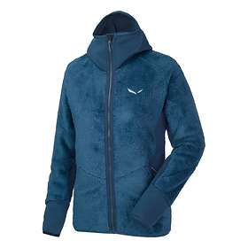 Salewa Puez Warm Polarlite Hooded Jacket Full Zip (Dam)