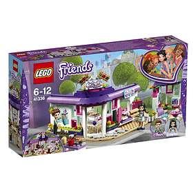 Find The Best Price On Lego Friends 41336 Emmas Art Café Pricespy