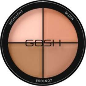 GOSH Cosmetics Contour N Strobe Kit