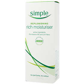 Simple Skincare Replenishing Rich Moisturizer 125ml