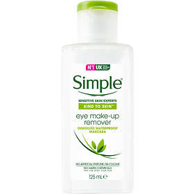 Simple Skincare Kind To Eyes Make-Up Remover 125ml