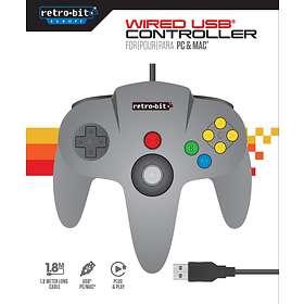 Retro-Bit Classic N64 Wired Controller (PC/Mac)