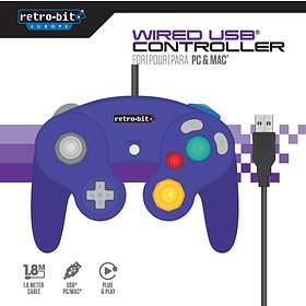 Retro-Bit Classic Gamecube Wired Controlller (PC/Mac)