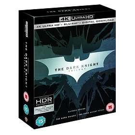 The Dark Knight Trilogy (UHD+BD) (UK)