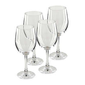 Modern House Pure & Simple Vitvinsglas 38,5cl 4-pack