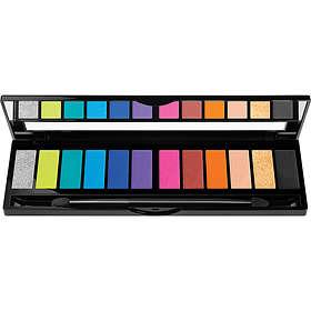 black|Up Flash Color Eyeshadow Palette