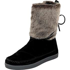 Toms Nepal Suede Faux Hair