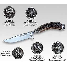 Linder Solingen Hunting knife 564709