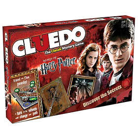 Parker Brothers Cluedo: Harry Potter