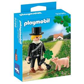 Playmobil City Life 9296 Chimney Sweep with Lucky Pig