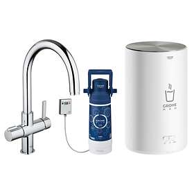 Grohe Red Basic Duo Köksblandare 30320000 (Krom)