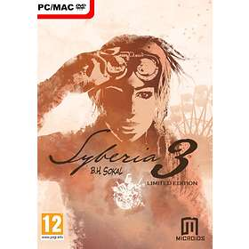 Syberia 3 - Limited Edition (PC)