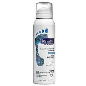 Footlogix Daily Maintenance Formula Foot Mousse 125ml