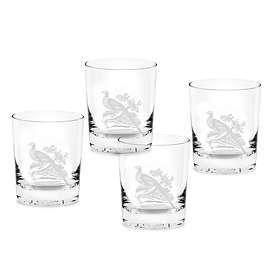 Spode Glen Lodge Whiskyglas 4-pack