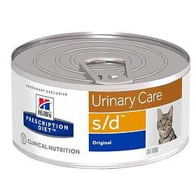 Hills Feline Prescription Diet SD Urinary Care 12x0,156kg