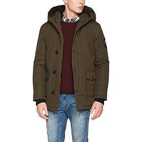 297dc9df88e Superdry Fur Trimmed Everest Coat (Men's)