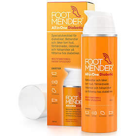 Footmender All In One Diabetic Foot Cream 150ml