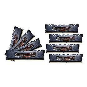 G.Skill Flare X Black DDR4 2933MHz 8x8GB (F4-2933C16Q2-64GFX)