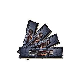 G.Skill Flare X Black DDR4 2933MHz 4x8GB (F4-2933C14Q-32GFX)