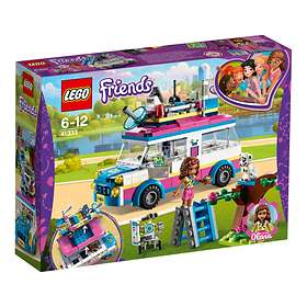 LEGO Friends 41333 Olivias Uppdragsfordon