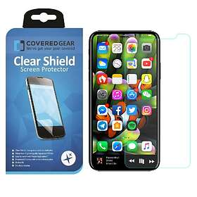 Coverd Clear Shield Screen Protector for iPhone X
