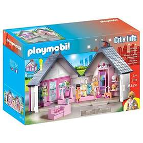 Playmobil City Life 9113 Take Along Fashion Store ()