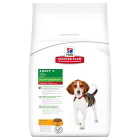 Hills Canine Science Plan Puppy <1 Medium 3kg