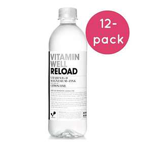 Vitamin Well Reload 0,5l 12-pack