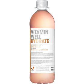 Vitamin Well Hydrate 0,5l 12-pack