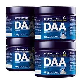 Star Nutrition D-Aspartic Acid 0,19kg
