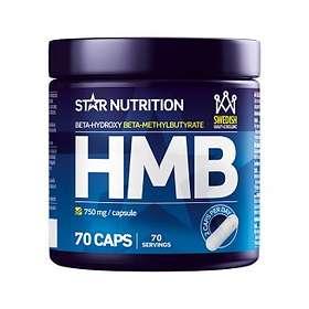 Star Nutrition HMB 70 Kapslar