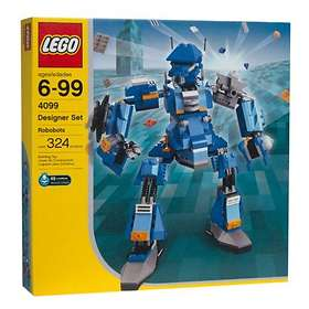Find The Best Price On Lego Creator 4099 Designer Set Robobots