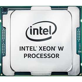 Intel Xeon W-2125 4,0GHz Socket 2066 Tray
