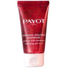 Payot Gommage Douceur Framboise Exfoliating Gel In Oil 50ml