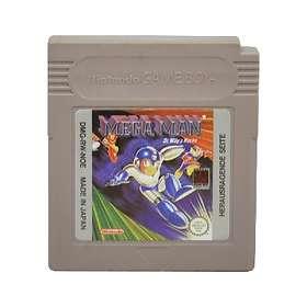 Mega Man: Dr. Wily's Revenge (GB)