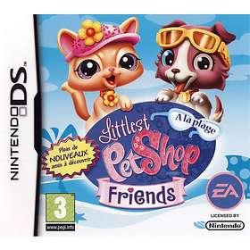 Littlest Pet Shop Friends: Beach (DS)