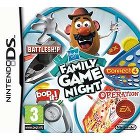 d26d5dc29 Find the best price on Hasbro Family Game Night 2 (DS)