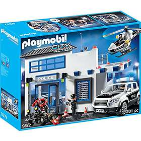 Playmobil City Action 9372 Polisstation