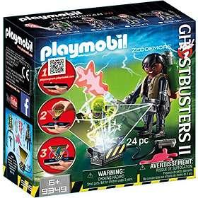 Playmobil Ghostbusters 9349 Ghostbuster Winston Zeddemore