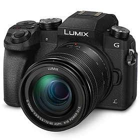 Panasonic Lumix DC-G9 + 12-60/3,5-5,6