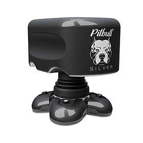 Skull Shaver Pitbull Silver