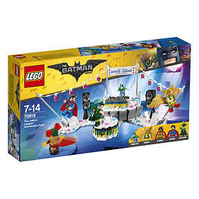 LEGO The Batman Movie 70919 Justice League Jubileumsfest