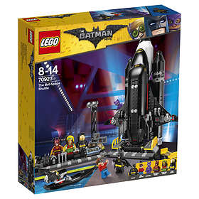 LEGO The Batman Movie 70923 The Bat-Space Shuttle