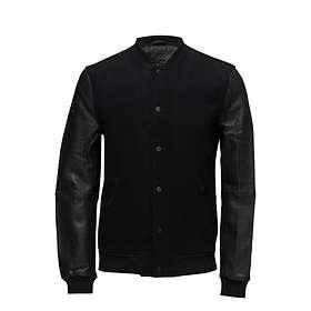 0cc12ee45 Superdry Varsity Wool Leather Bomber Jacket (Men's)