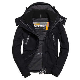 Superdry Microfibre Hooded SD-Wind Attacker Jacket (Men's)