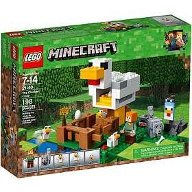 LEGO Minecraft 21140 Hönshuset