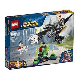 LEGO DC Comics Super Heroes 76096 Superman & Krypto Team-Up