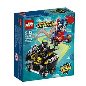 Contre Quinn Dc Harley Heroes 76092 MicrosBatman Super Lego Mighty Comics VqzGSLUMp