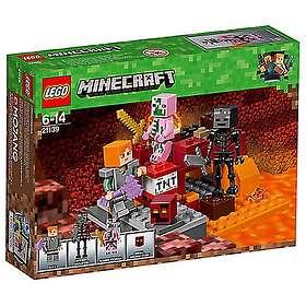 LEGO Minecraft 21139 Striden I Nether